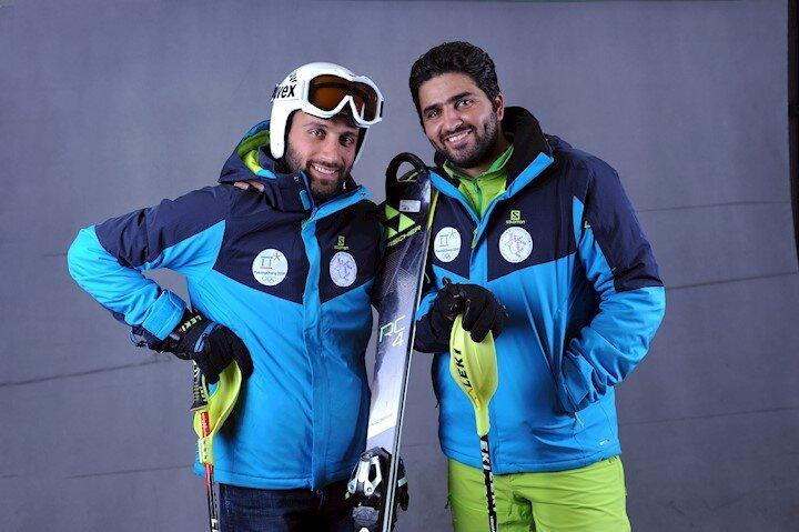 ورزش اسکی در خون ماست