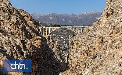 آثار ثبت ملی راه آهن شمال معرفی می گردد