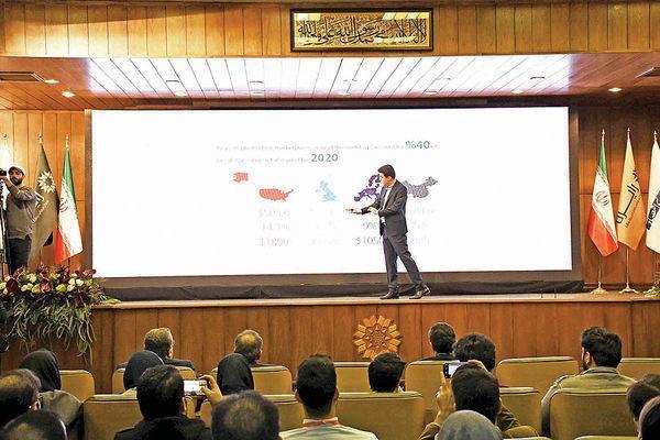 نخستین رویداد نیم دایره دنیای اقتصاد برگزارشد؛ چالش های توسعه تجارت آنلاین زیر ذره بین