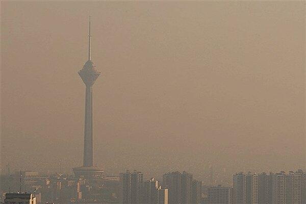 شاخص 148 آلودگی هوا در پایتخت ، یک هفته تعطیلی مدارس تهران را پاک نکرد