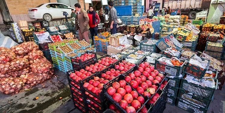 ذخیره سازی میوه شب عید شروع شد