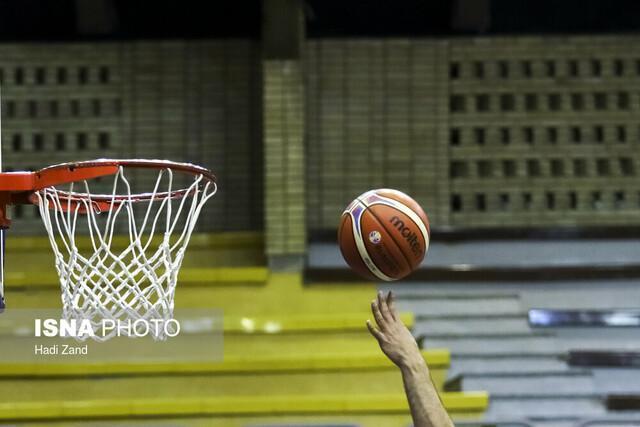 باخت فنی تیم بسکتبال توفارقان با حکم کمیته مسابقات