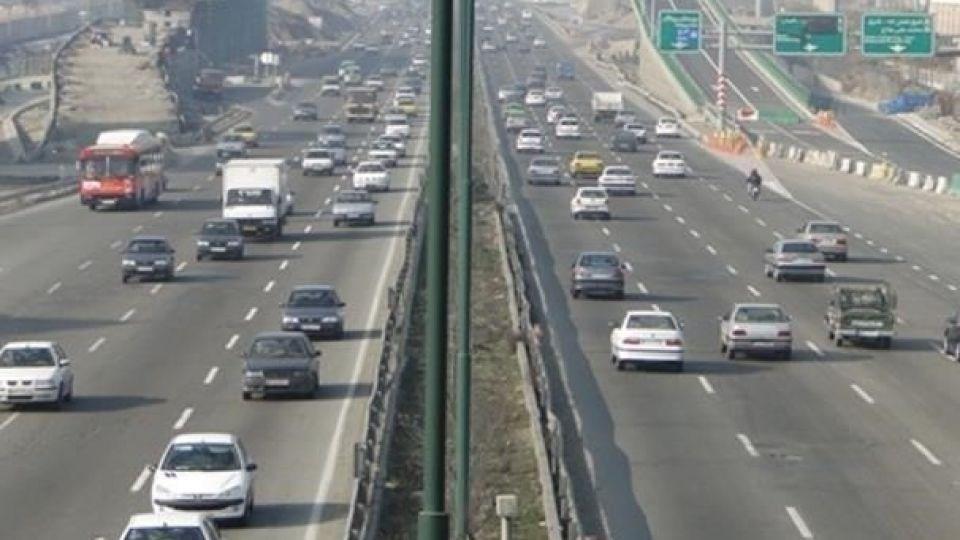 آخرین شرایط ترافیکی جاده های کشور، چهارشنبه ششم فروردین