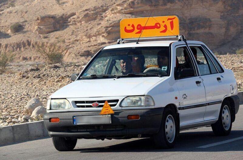 خبرنگاران تعطیلی مراکز آموزش رانندگی در لرستان