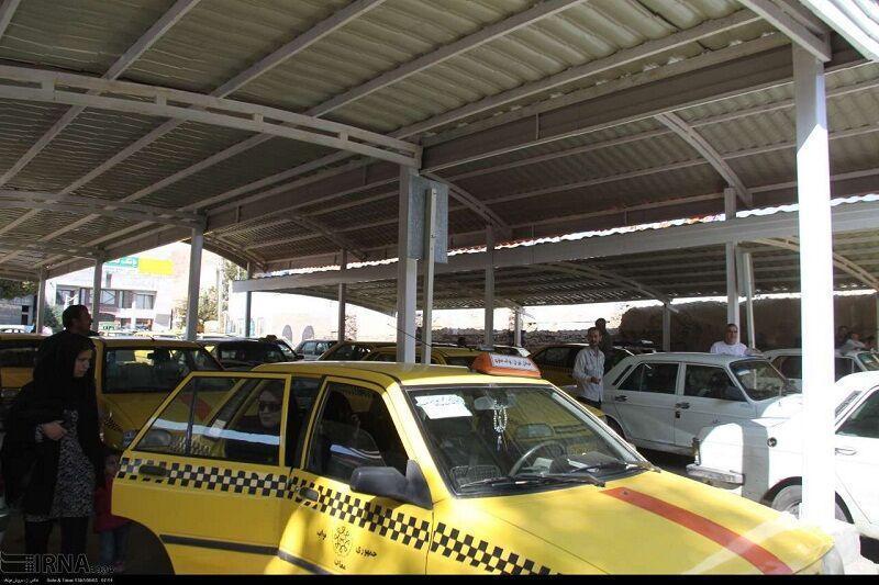 خبرنگاران شروع ساماندهی ایستگاه های تاکسی در شهر آستارا