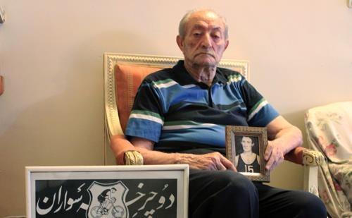 آخرین یادگار بسکتبال ایران در المپیک درگذشت
