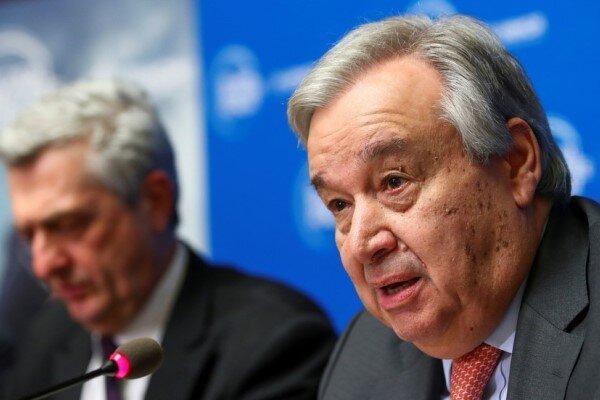 سازمان ملل از قطع یاری های اقتصادی به سازمان بهداشت جهانی انتقاد کرد