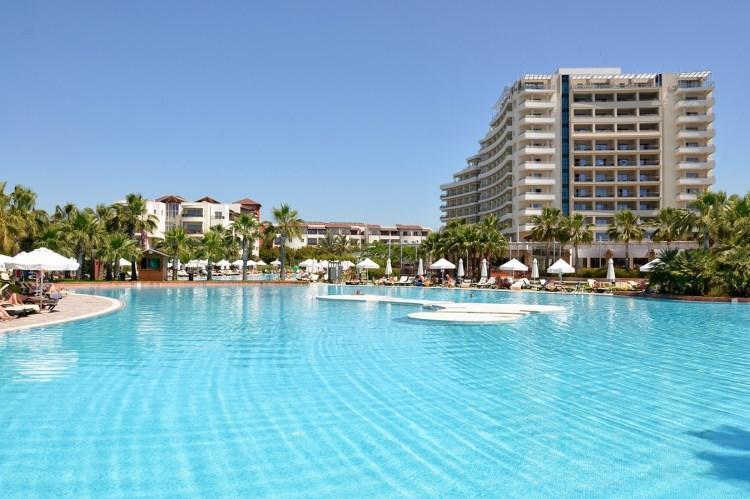 بهترین هتل های ساحلی در ترکیه