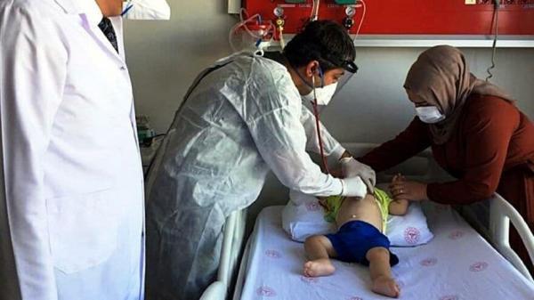افزایش چشمگیر بچه ها مبتلا به کرونا در ترکیه
