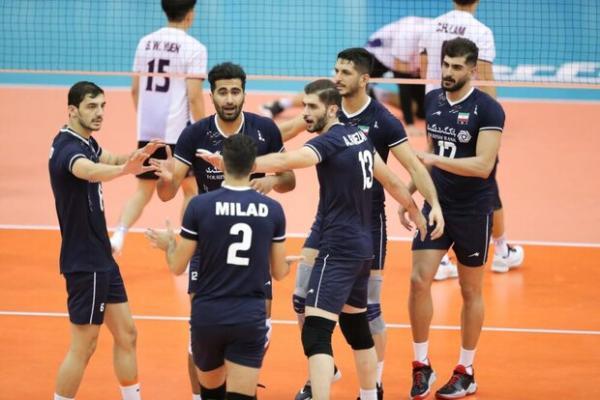 تایلند هم برابر والیبالیست های ایران مغلوب گردید، جدال با یک ایرانی